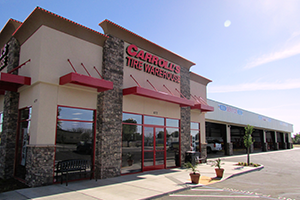 Carrolls Tire Warehouse - Porterville